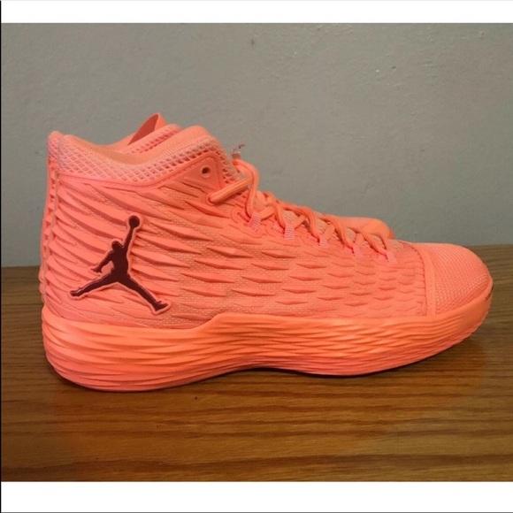 Jordan Melo M13 Jordan Shoes | Nike Air Melo M13 Sunset Glow Rare Aa134 | Poshmark